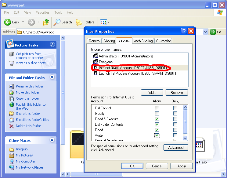 file systems and permissions For non-windows users completeftp will always control access windows users  will be subject to windows' own file-system permissions by default, though this.
